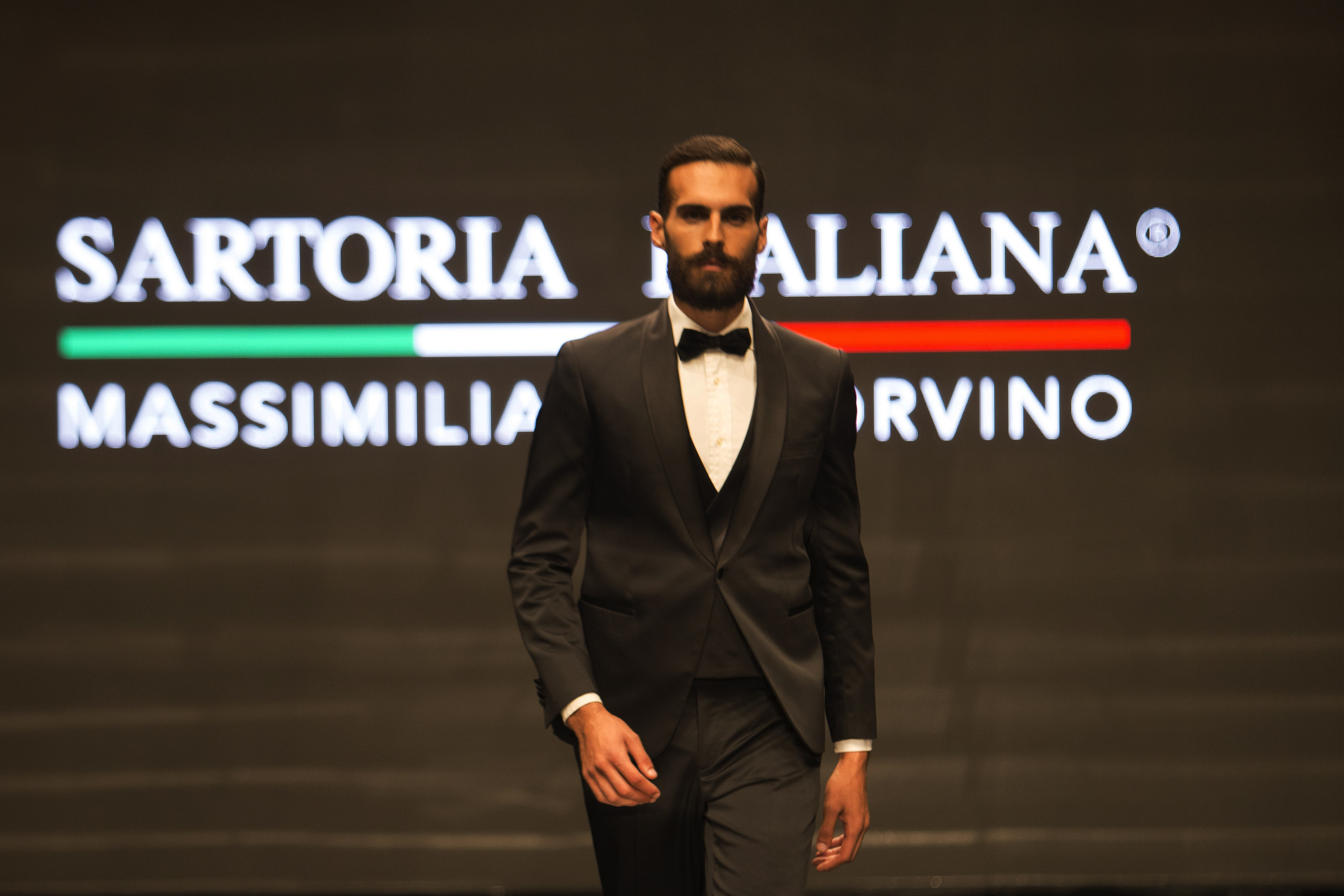 smoking uomo sartoria italiana massimiliano sorvino