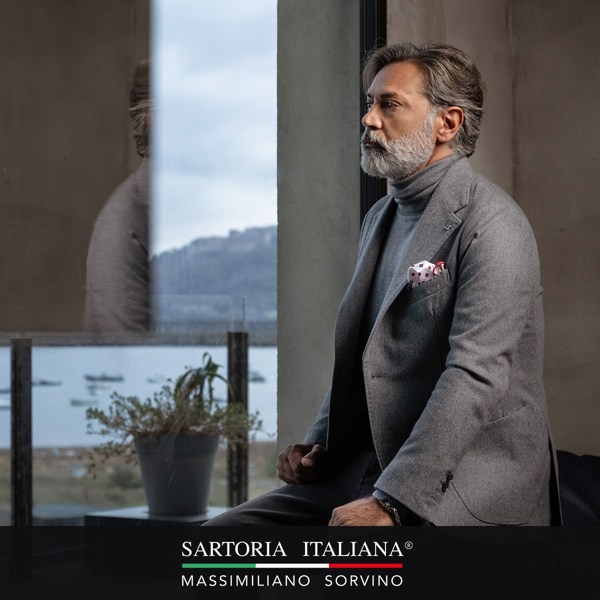 Giacca Sartoriale Made in Italy