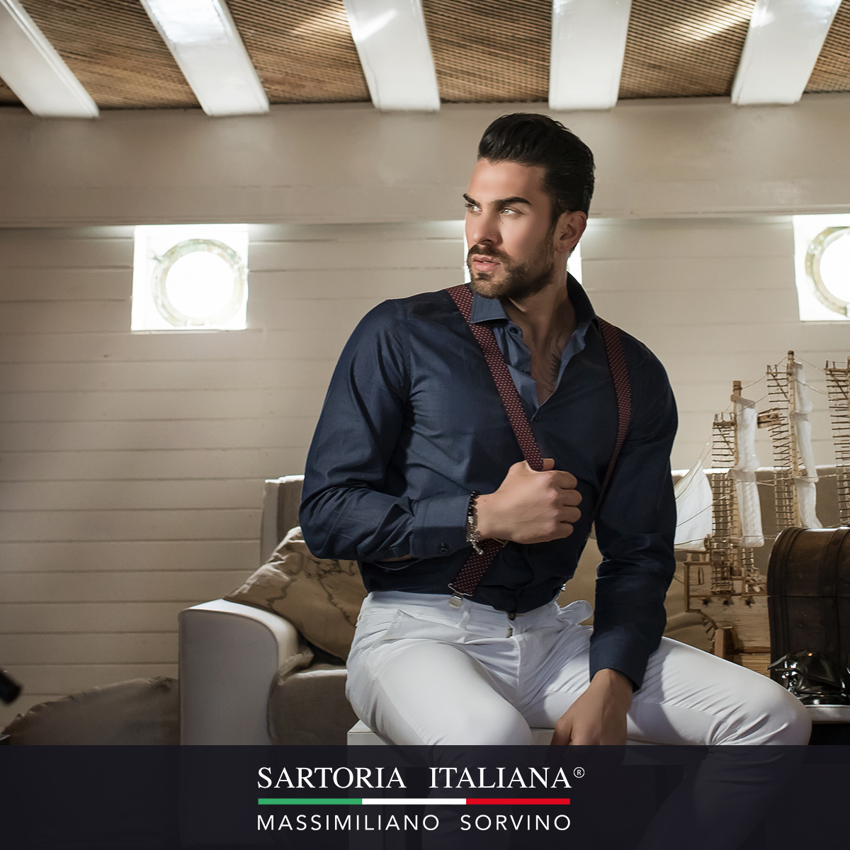 Camicia Sartoriale Made in Italy